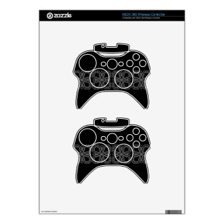 Ghost of a Rose Skin for XBox 360 Controller
