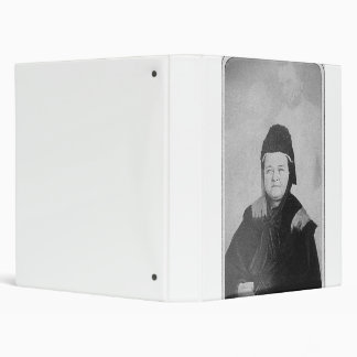 Ghost of Abraham Lincoln with Mary Lincoln 1869 Binder