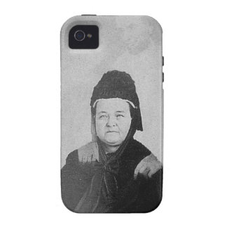 Ghost of Abraham Lincoln with Mary Lincoln 1869 iPhone 4 Cover