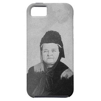 Ghost of Abraham Lincoln with Mary Lincoln 1869 iPhone SE/5/5s Case