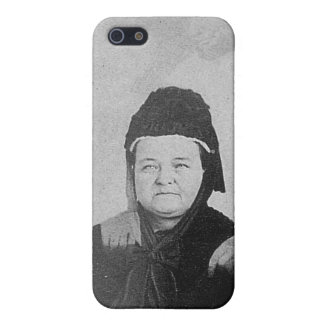 Ghost of Abraham Lincoln with Mary Lincoln 1869 iPhone SE/5/5s Cover