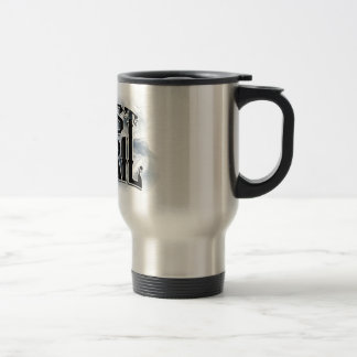Ghost of April Logo Metal Mug