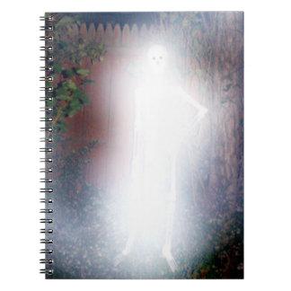 """Ghost of Avenel"" Notebook"