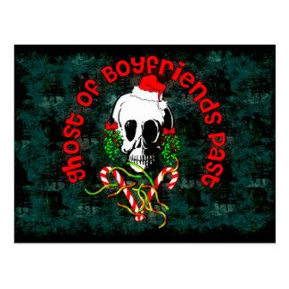 Ghost of Boyfriends Past Postcard