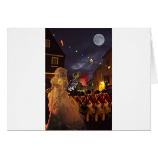 Ghost of Charles Dickens Past Card