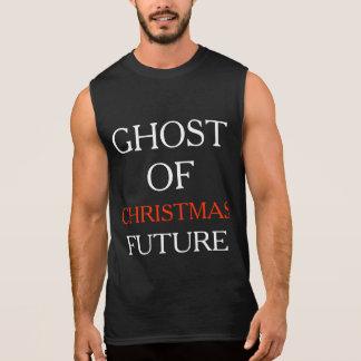 Ghost Of Christmas Future Sleeveless Shirt