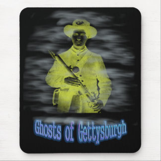 GHOST OF GETYYSBURG mouse pad