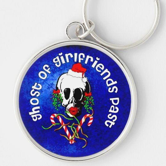 Ghost of Girlfriends Past Keychain