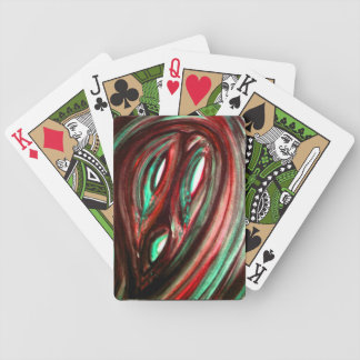 Ghost of Loneliness Bicycle Playing Cards