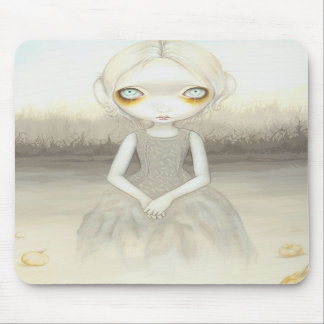 Ghost of the Pumpkin Patch - Halloween Mousepad