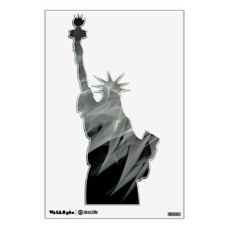 Ghost Papers Statue Of Liberty Wall Decal Part 87
