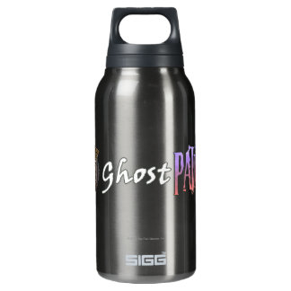 Ghost Patrol Insulated Water Bottle