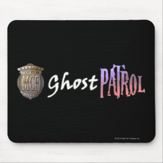 Ghost Patrol Mouse Pad