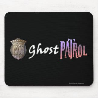 Ghost Patrol Mousepad