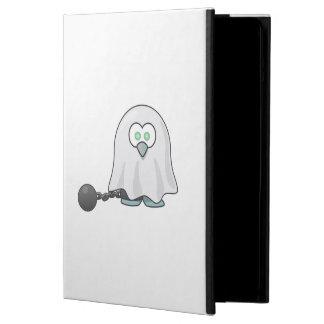 Ghost Penguin Art iPad Air Covers