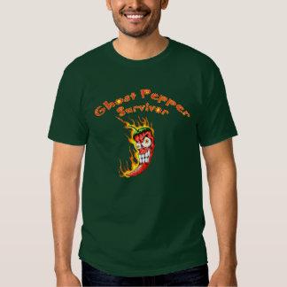Ghost Pepper Survivor Shirt