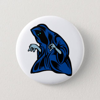 ghost pinback button