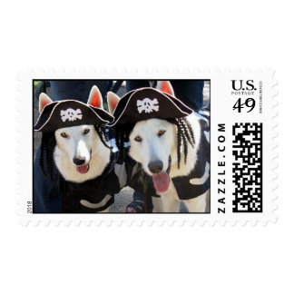 Ghost Pirates Postage