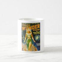 Ghost Planet Coffee Mug