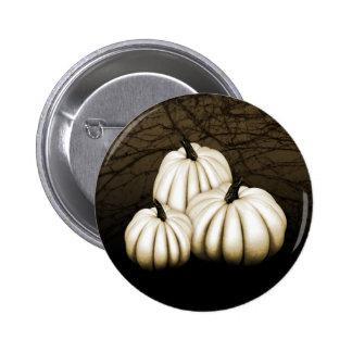 Ghost Pumpkins Pinback Button
