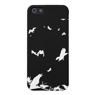 Ghost Ravens iPhone 4 Case