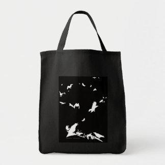 Ghost Ravens Tote