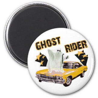 Ghost Ride The Whip 2 Inch Round Magnet