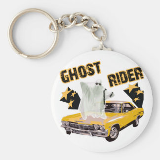 Ghost Ride The Whip Keychain