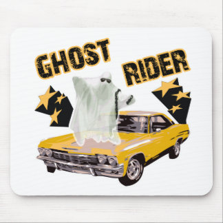 Ghost Ride The Whip Mouse Pad