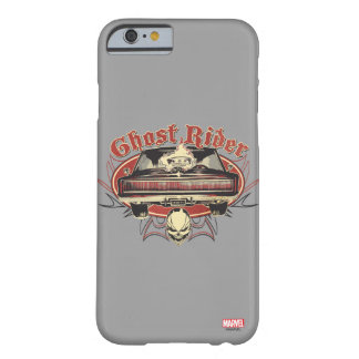 Ghost Rider Badge Barely There iPhone 6 Case