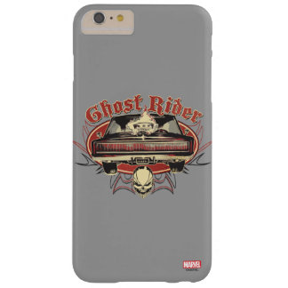Ghost Rider Badge Barely There iPhone 6 Plus Case