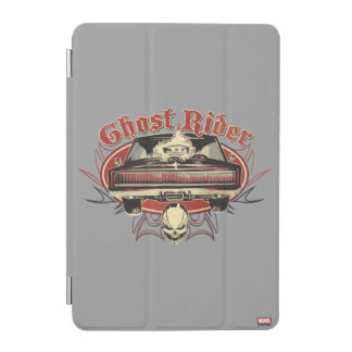 Ghost Rider Badge iPad Mini Cover
