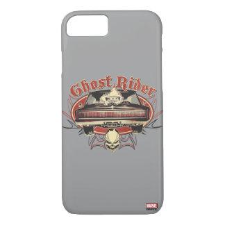 Ghost Rider Badge iPhone 8/7 Case