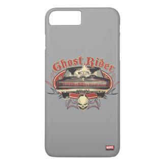 Ghost Rider Badge iPhone 8 Plus/7 Plus Case
