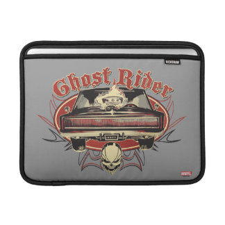 Ghost Rider Badge MacBook Air Sleeve