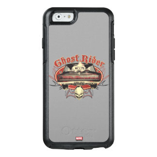 Ghost Rider Badge OtterBox iPhone 6/6s Case