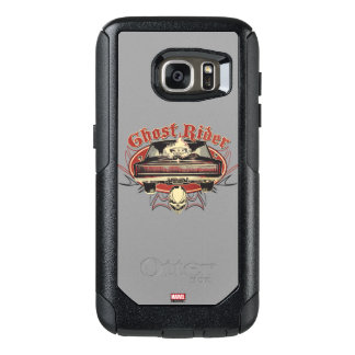 Ghost Rider Badge OtterBox Samsung Galaxy S7 Case
