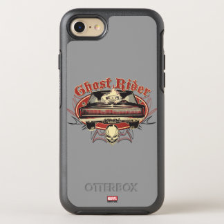 Ghost Rider Badge OtterBox Symmetry iPhone 7 Case