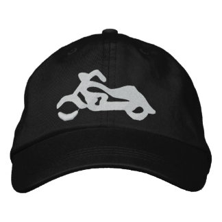 Ghost Rider Embroidered Hat