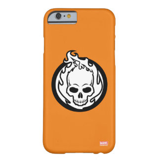 Ghost Rider Icon Barely There iPhone 6 Case