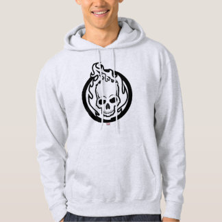 Ghost Rider Icon Hoodie