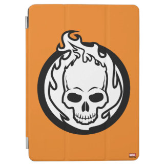 Ghost Rider Icon iPad Air Cover