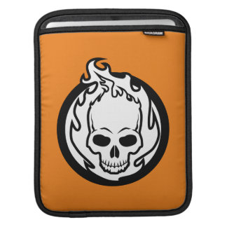 Ghost Rider Icon iPad Sleeve