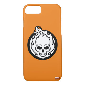 Ghost Rider Icon iPhone 7 Case