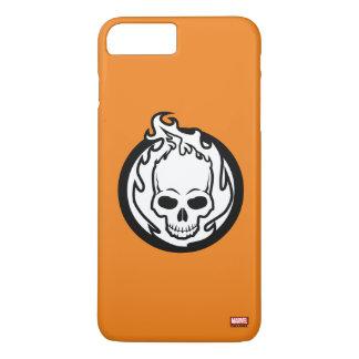 Ghost Rider Icon iPhone 8 Plus/7 Plus Case