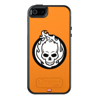 Ghost Rider Icon OtterBox iPhone 5/5s/SE Case