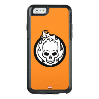 Ghost Rider Icon OtterBox iPhone 6/6s Case