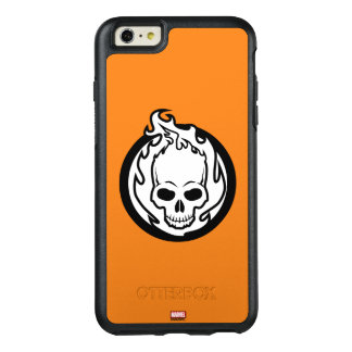Ghost Rider Icon OtterBox iPhone 6/6s Plus Case