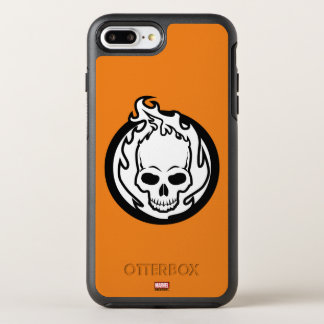 Ghost Rider Icon OtterBox Symmetry iPhone 7 Plus Case