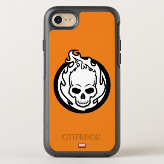 Ghost Rider Icon OtterBox Symmetry iPhone 8/7 Case